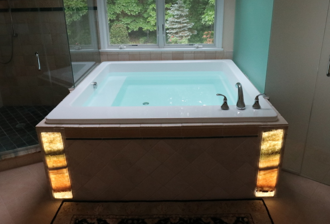 Drop in bathtub from acryl with best quality